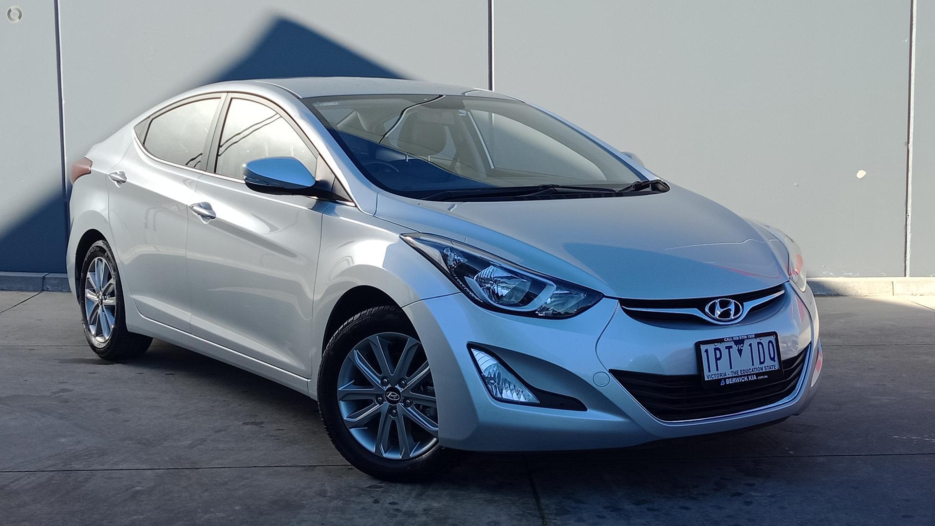 2014 Hyundai Elantra MD3