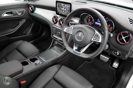 2018 Mercedes-Benz CLA 250 SPORT
