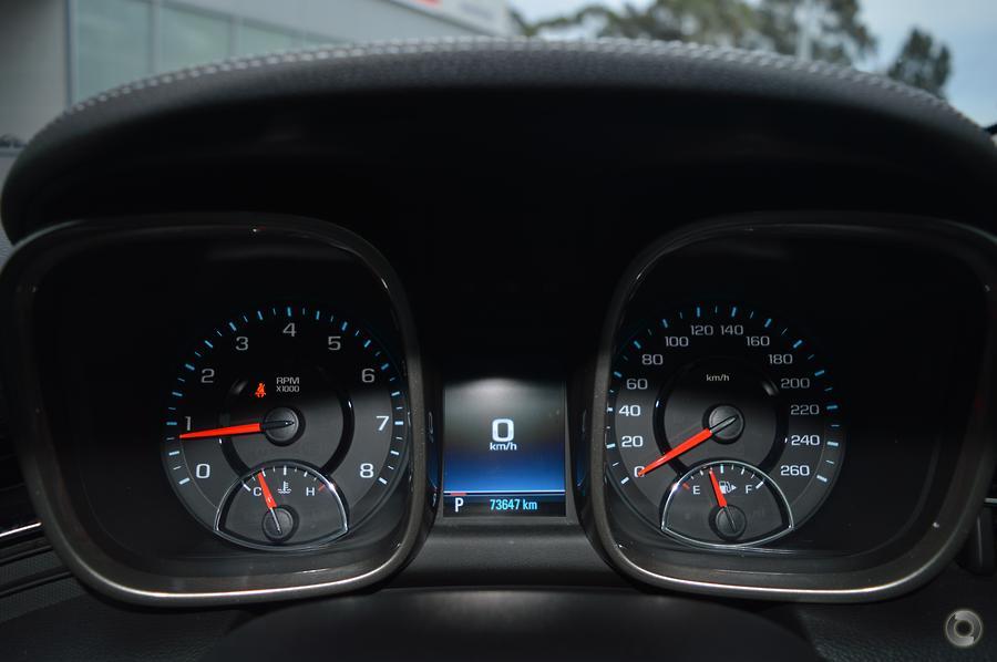 2013 Holden Malibu CD EM