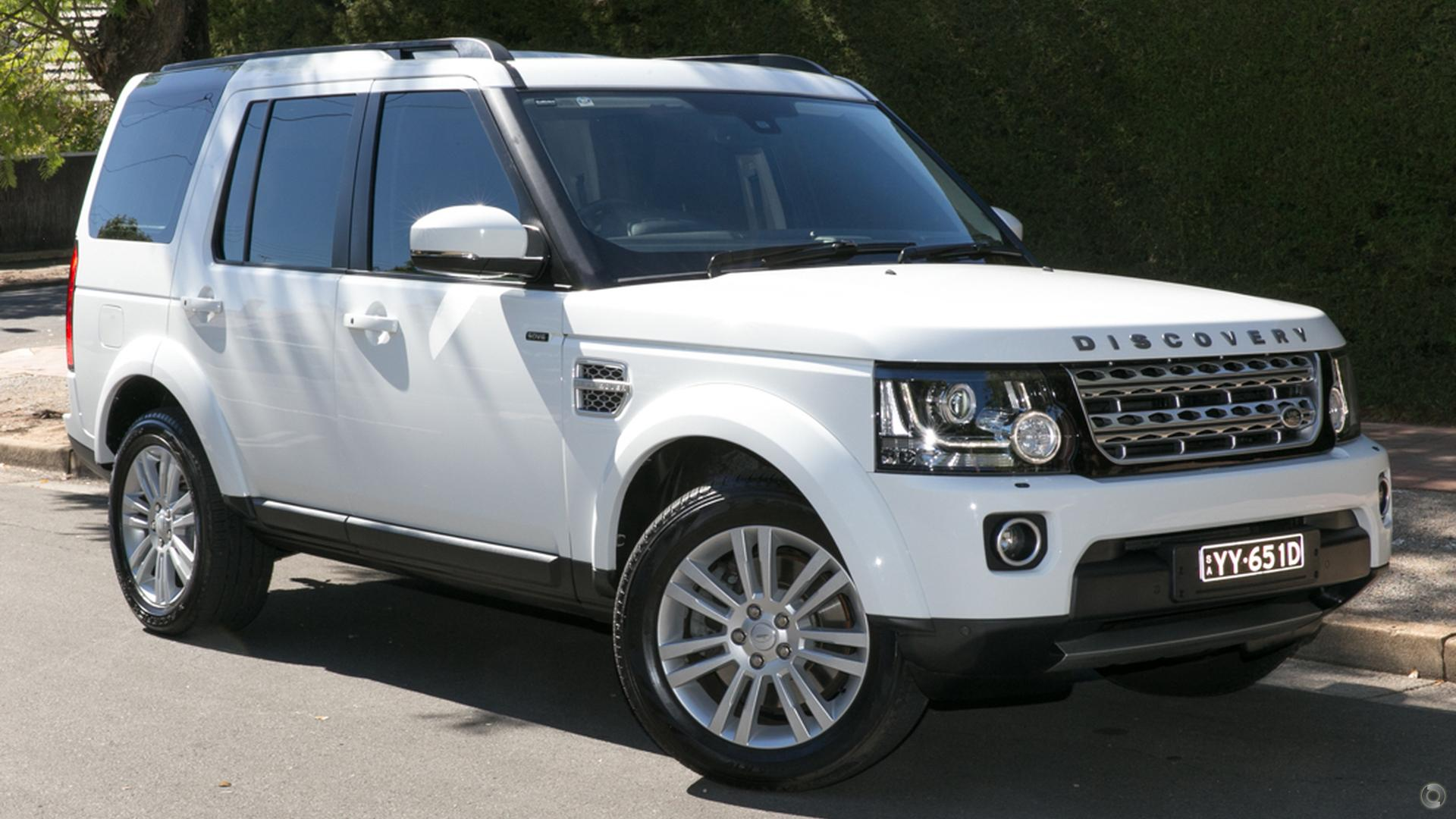 2015 Land Rover Discovery Series 4