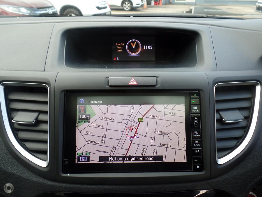 2016 Honda CR-V VTi-L RM Series II