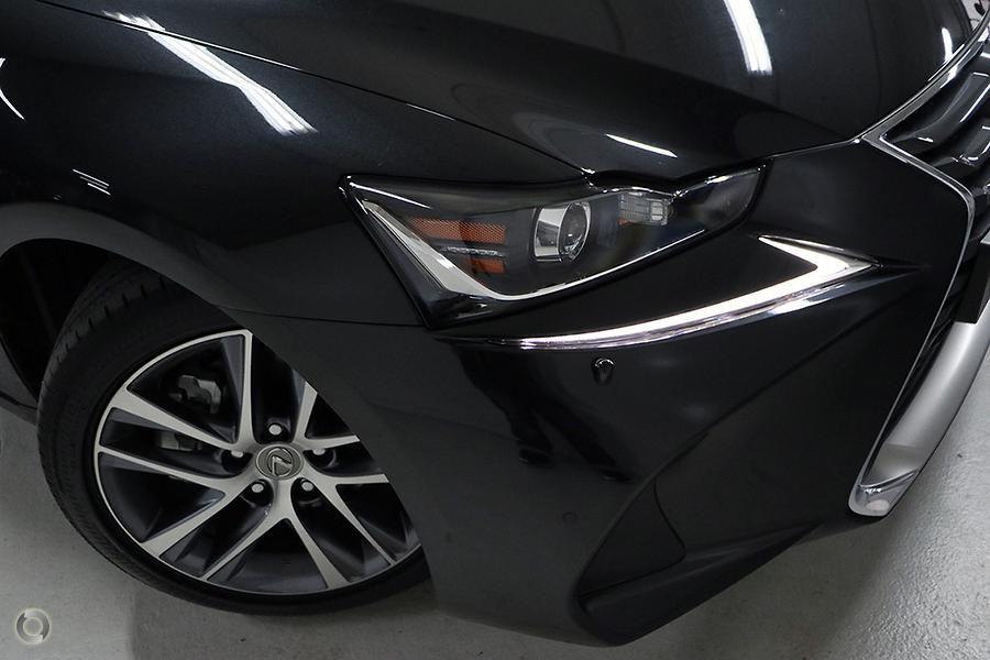 2017 Lexus Is300h Luxury AVE30R - Melbourne City Lexus