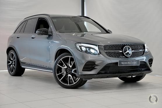 2019 Mercedes-Benz <br>GLC 43