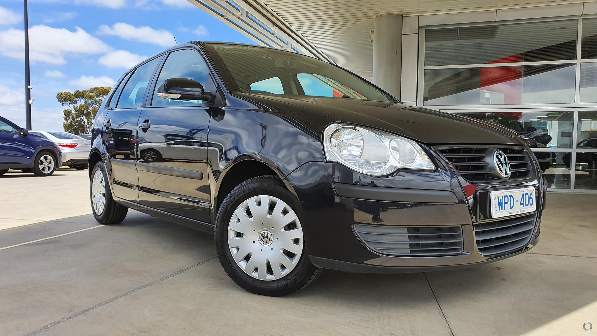 2008 Volkswagen Polo Match 9N