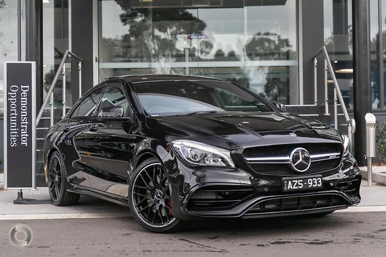 2019 Mercedes-Benz <br>CLA 45