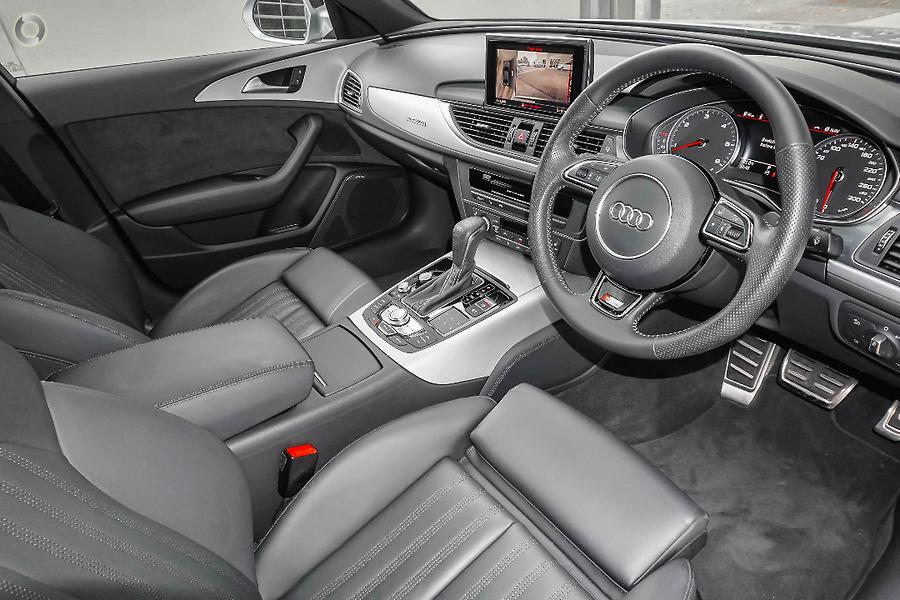2017 Audi A6 Bi-Turbo C7 - Barry Bourke