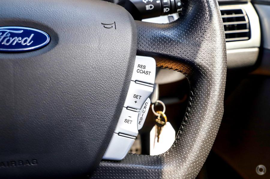 2008 Ford Performance Vehicles Super Pursuit  FG