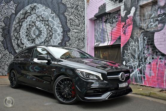 2019 Mercedes-Benz CLA 45