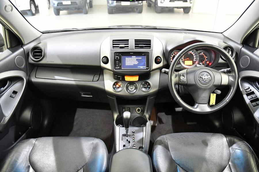 2012 Toyota RAV4 ZR6 GSA33R