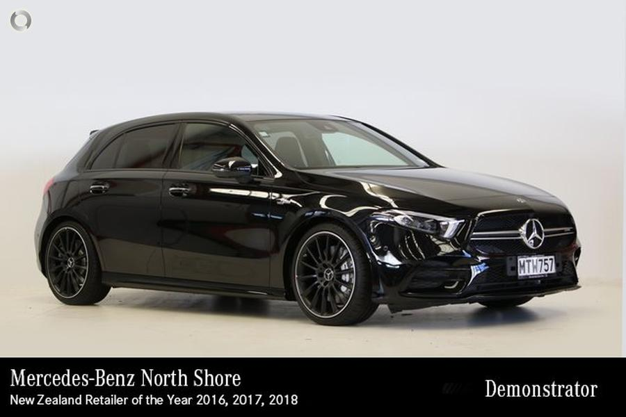 2020 Mercedes-AMG A 35 Hatch