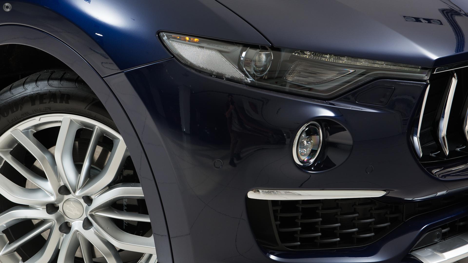 2019 Maserati Levante GranLusso M157