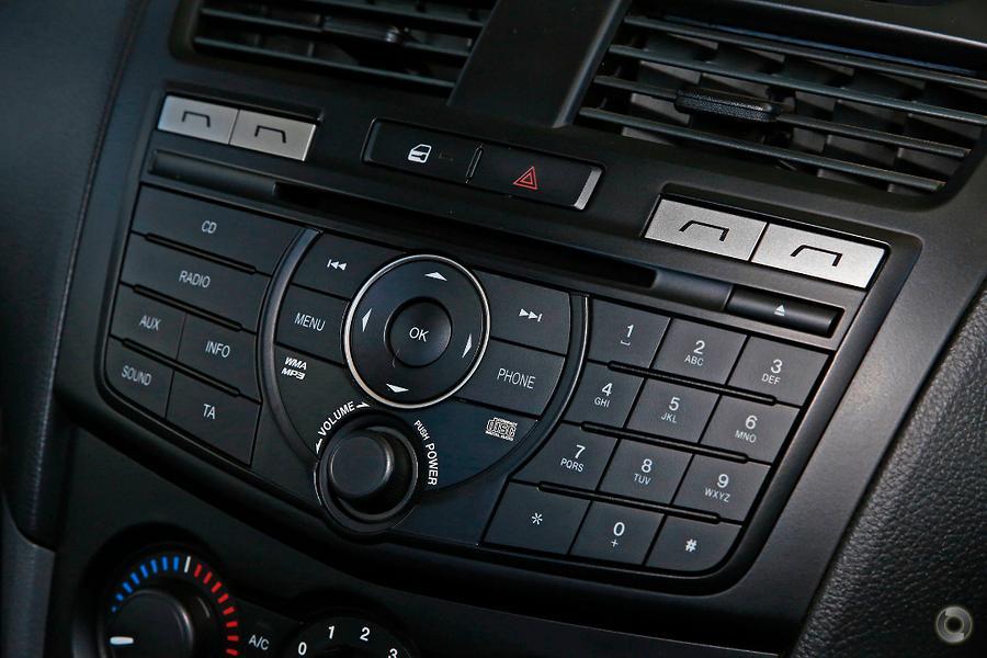 2011 Mazda BT-50 XT UP