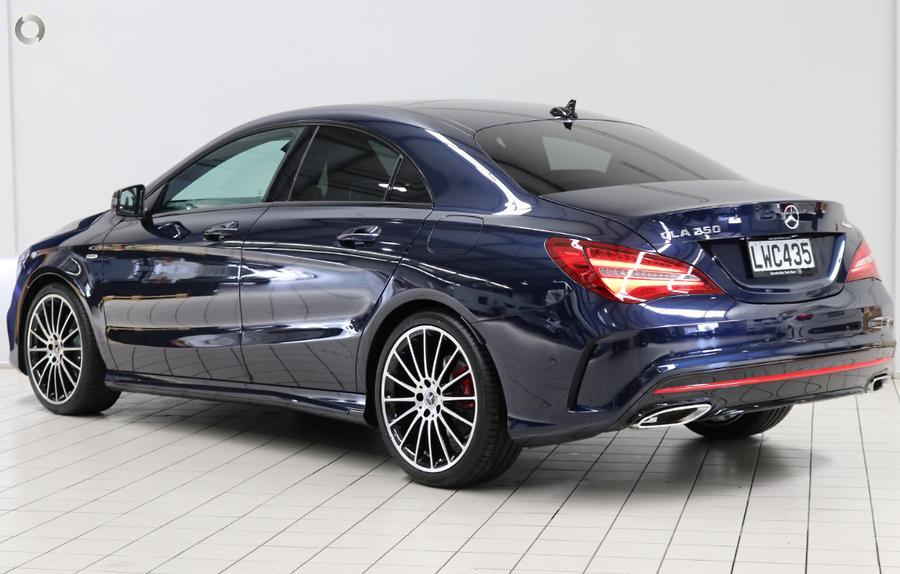 2019 Mercedes-Benz CLA 250 Coupe