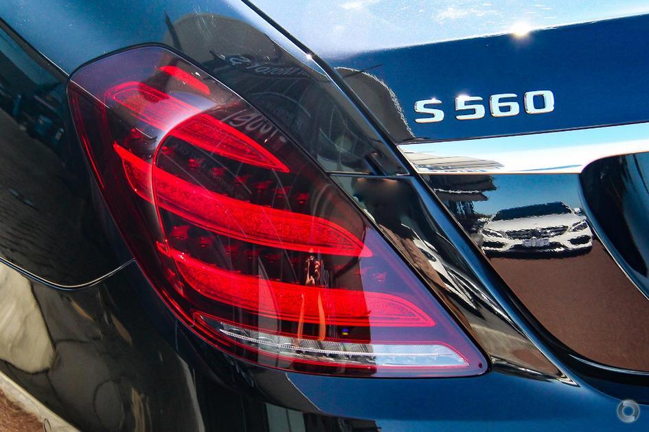 2018 Mercedes-Benz S-CLASS Sedan
