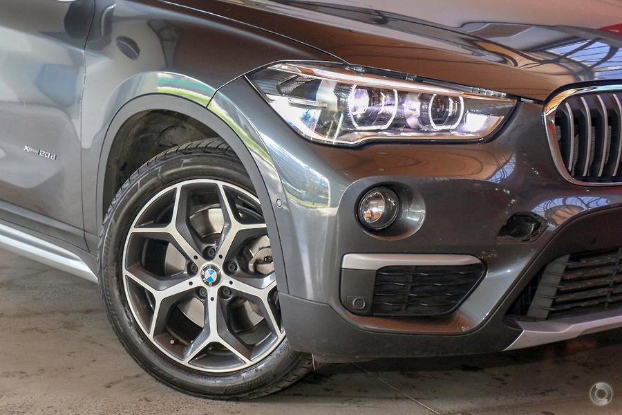 2016 BMW X1 xDrive20d F48