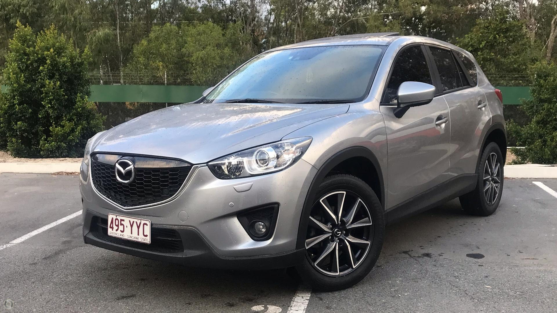 2012 Mazda CX-5 Grand Touring KE Series