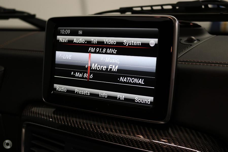 2016 Mercedes-AMG G 63 Wagon