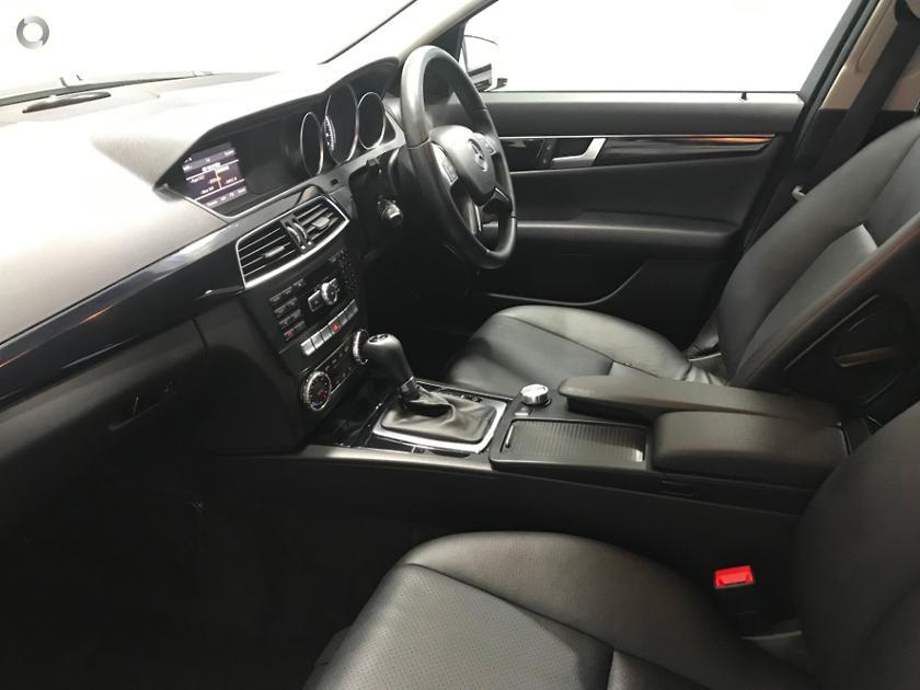 2011 Mercedes-Benz C 200 Estate
