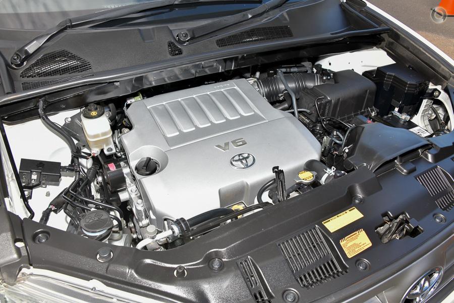 2011 Toyota Kluger Grande GSU40R