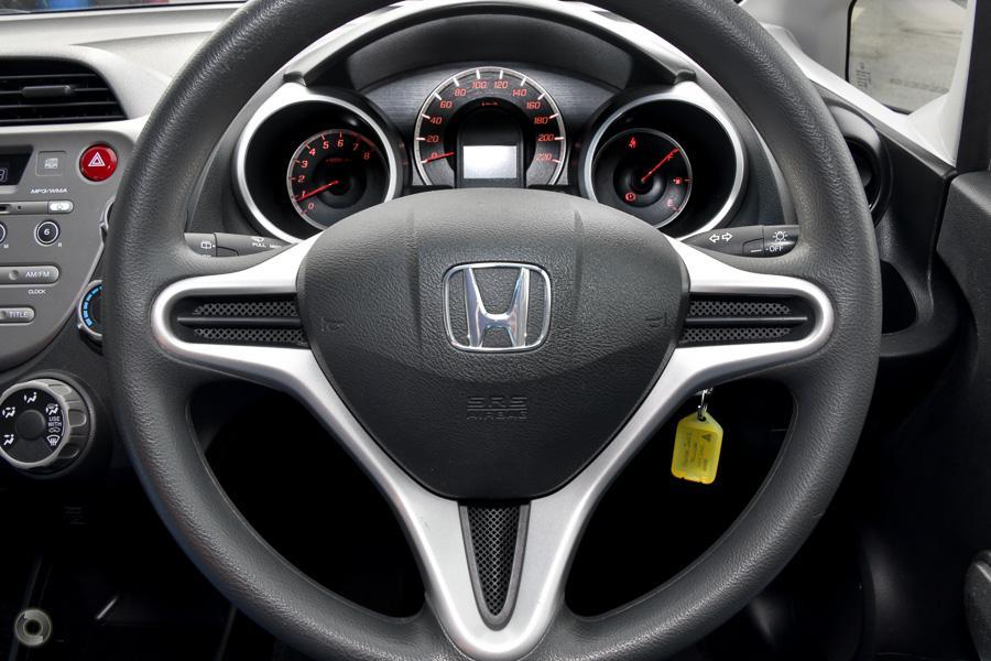 2009 Honda Jazz GLi GE