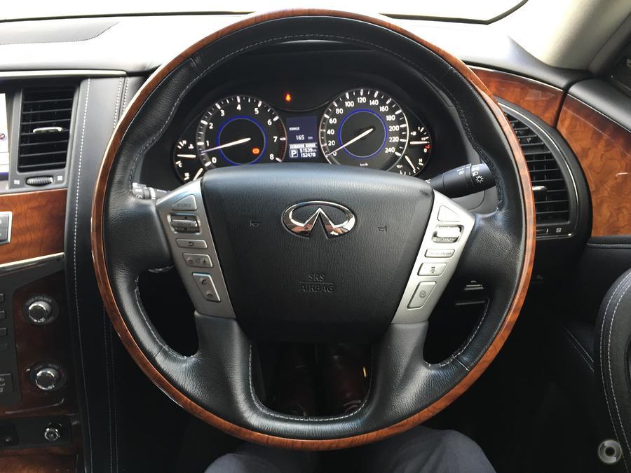 2015 INFINITI QX80 S Premium Z62