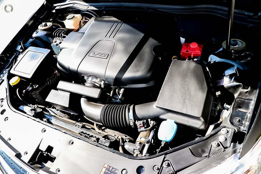 2015 Holden Ute SV6 Storm VF