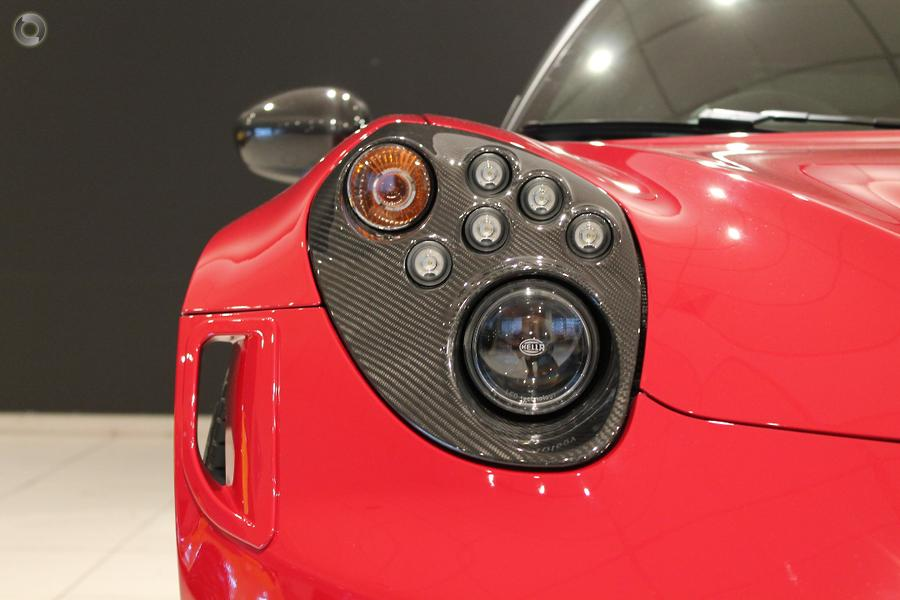 2015 Alfa Romeo 4C Launch Edition (No Series)