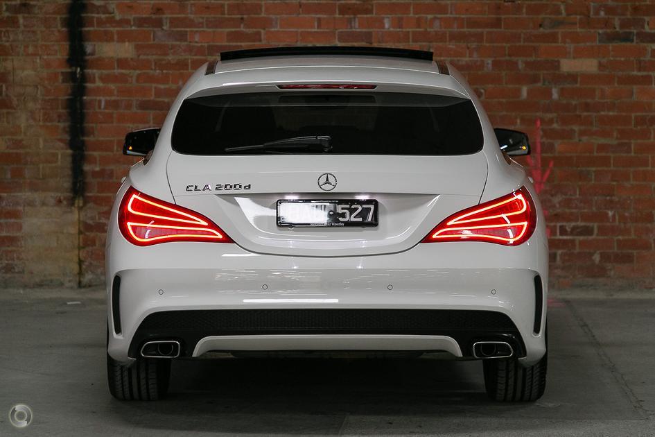 2015 Mercedes-Benz CLA 200 CDI Shooting Brake