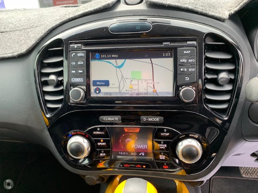 2015 Nissan JUKE N-TEC