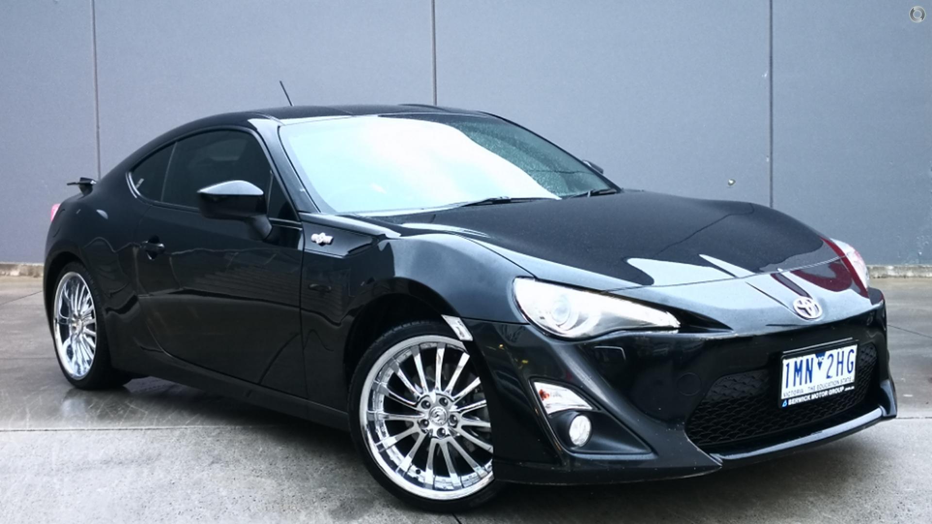 2014 Toyota 86 ZN6