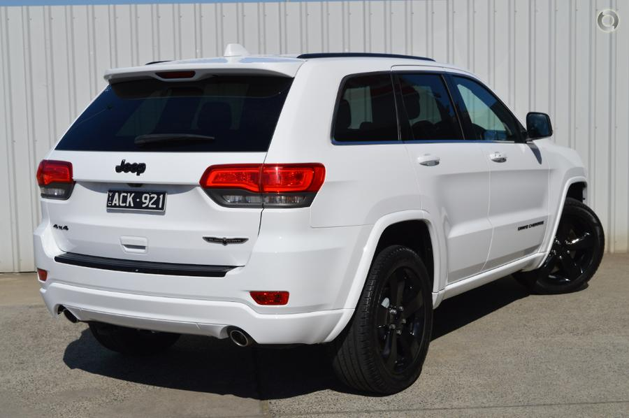 2014 Jeep Grand Cherokee Blackhawk WK