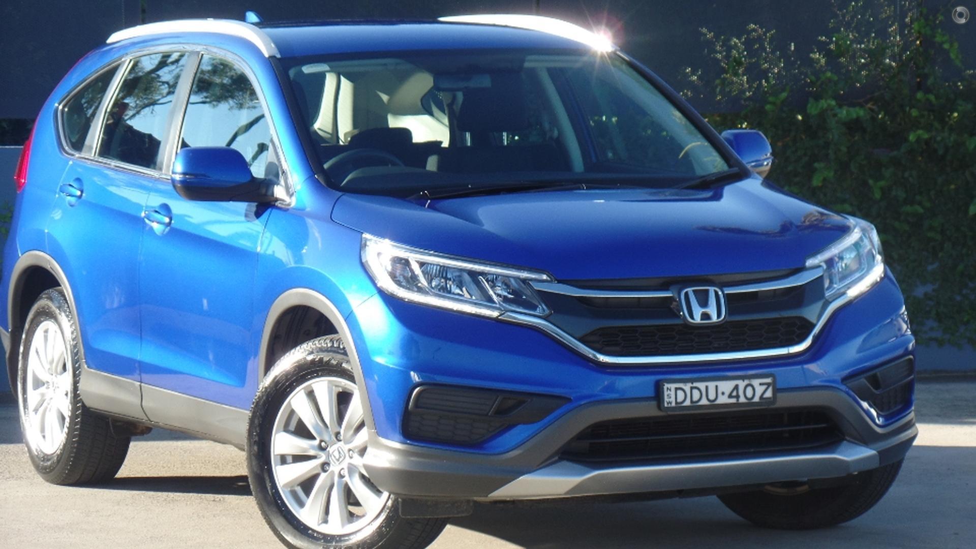 2016 Honda CR-V RM Series II