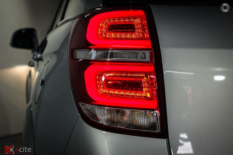 Holden Captiva 7 Warning Lights