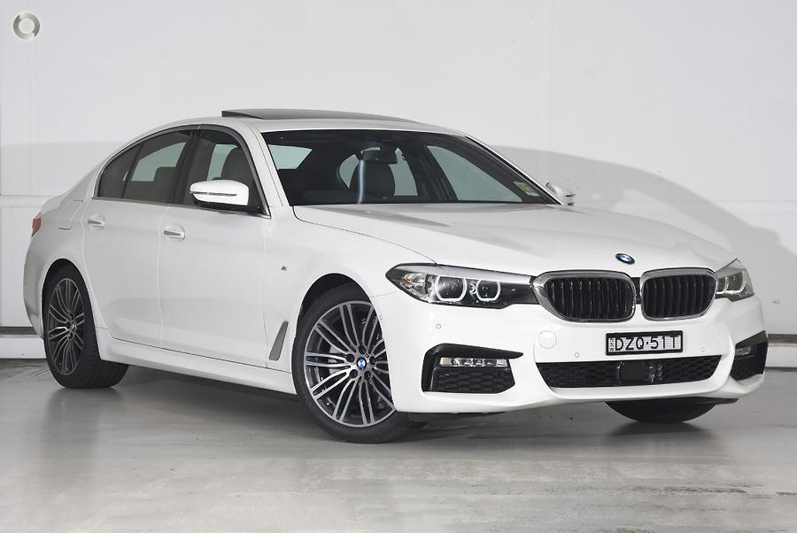2018 BMW 520i M Sport