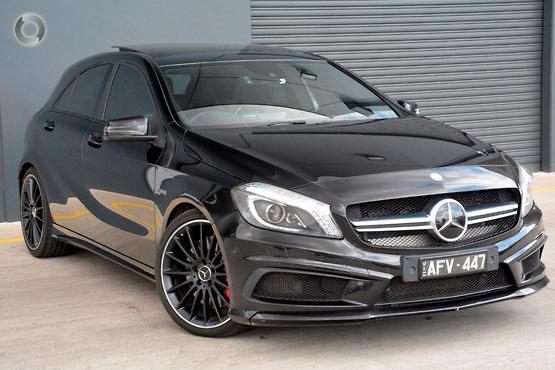 2014 Mercedes-Benz <br>A 45