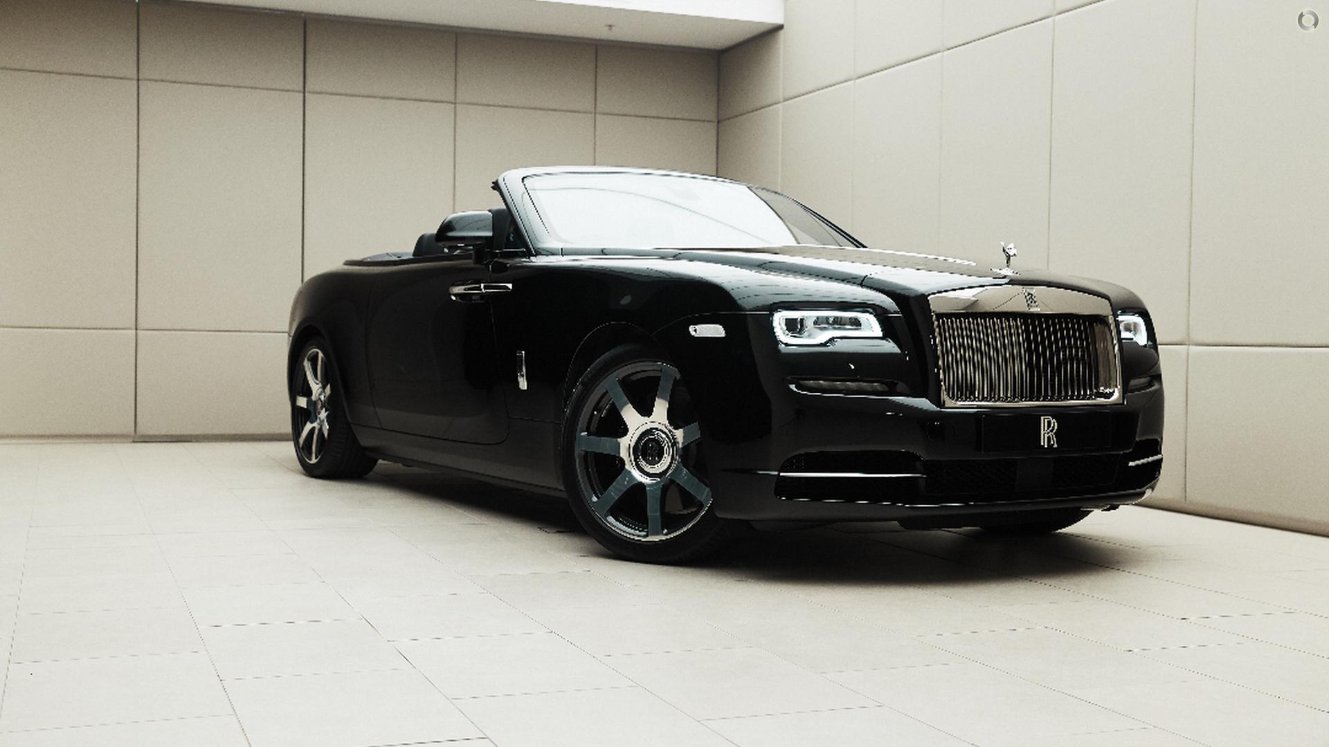 2018 Rolls-Royce Dawn  (No Series)