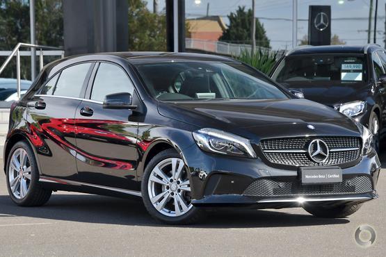 2017 Mercedes-Benz <br>A 180