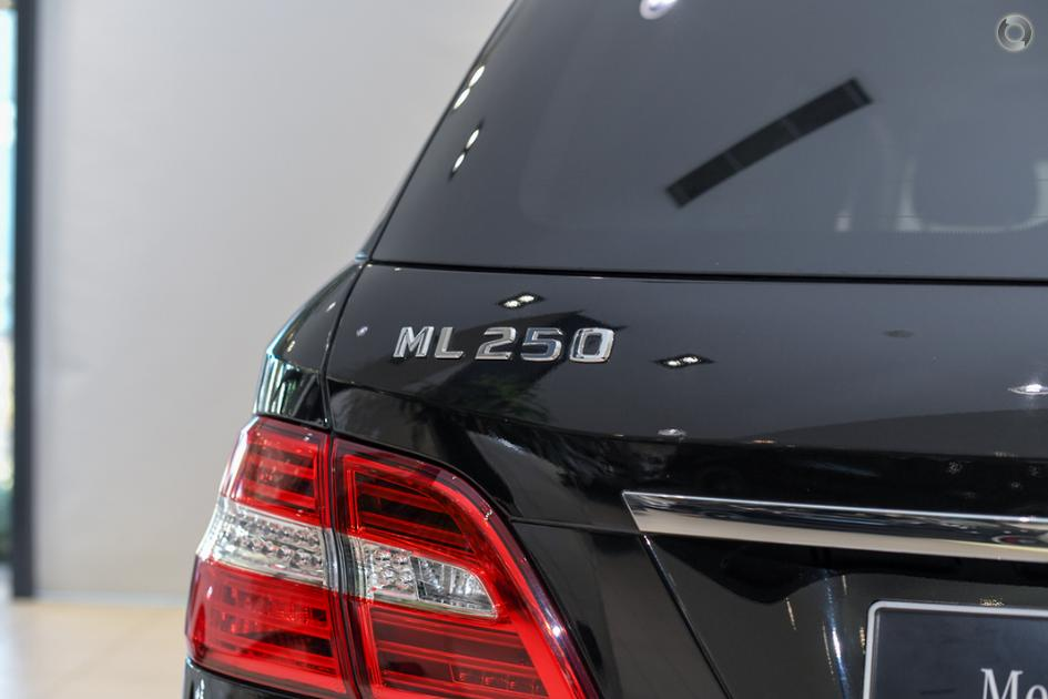 2014 Mercedes-Benz ML 250 Wagon