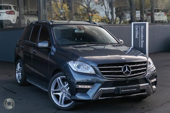 2014 Mercedes-Benz ML 250