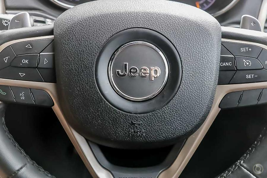 2015 Jeep Grand Cherokee Laredo WK