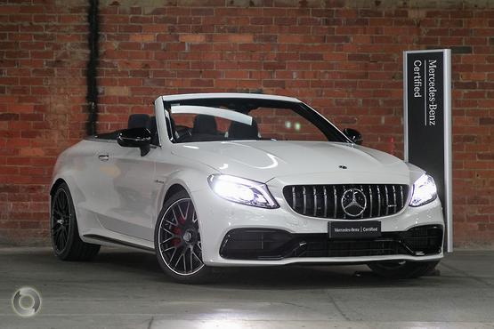 2019 Mercedes-Benz C 63
