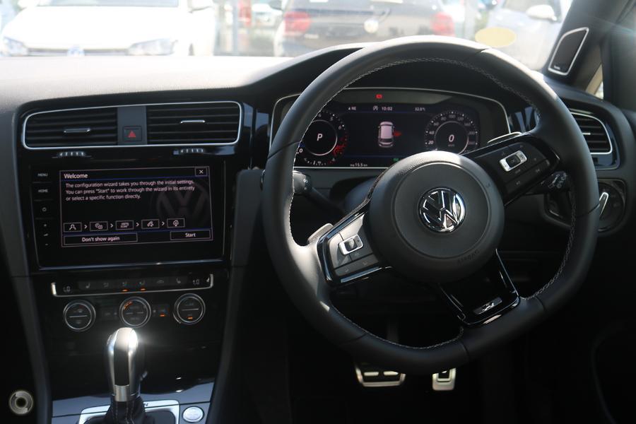 2018 Volkswagen Golf R 7.5