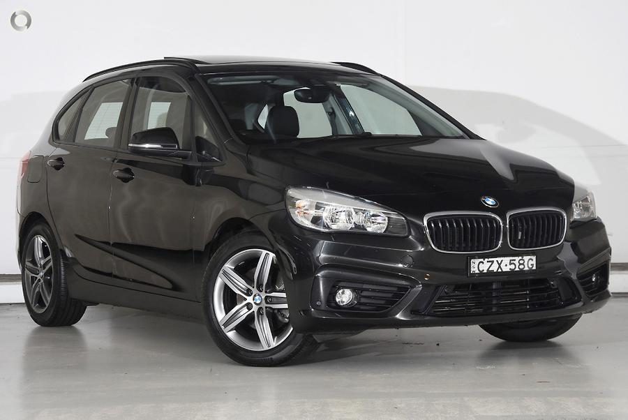 2015 BMW 218i Sport Line