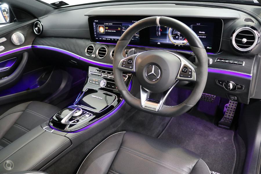 2018 Mercedes-AMG E 63 Sedan
