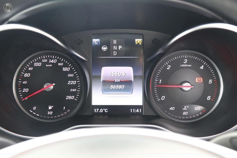 2016 Mercedes-Benz C250 d C205