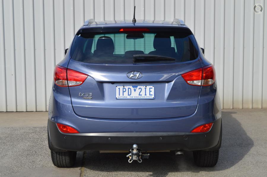 2013 Hyundai ix35 Trophy Series II