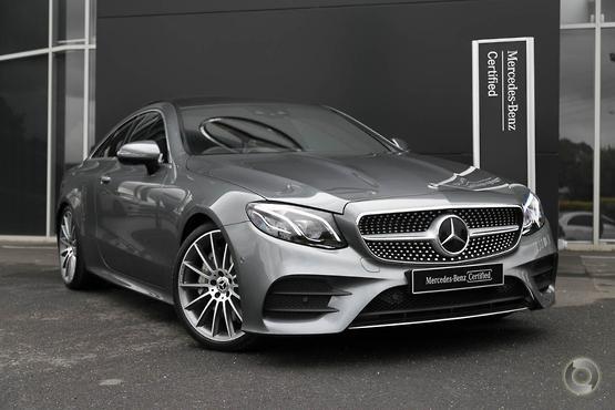 2018 Mercedes-Benz <br>E 400