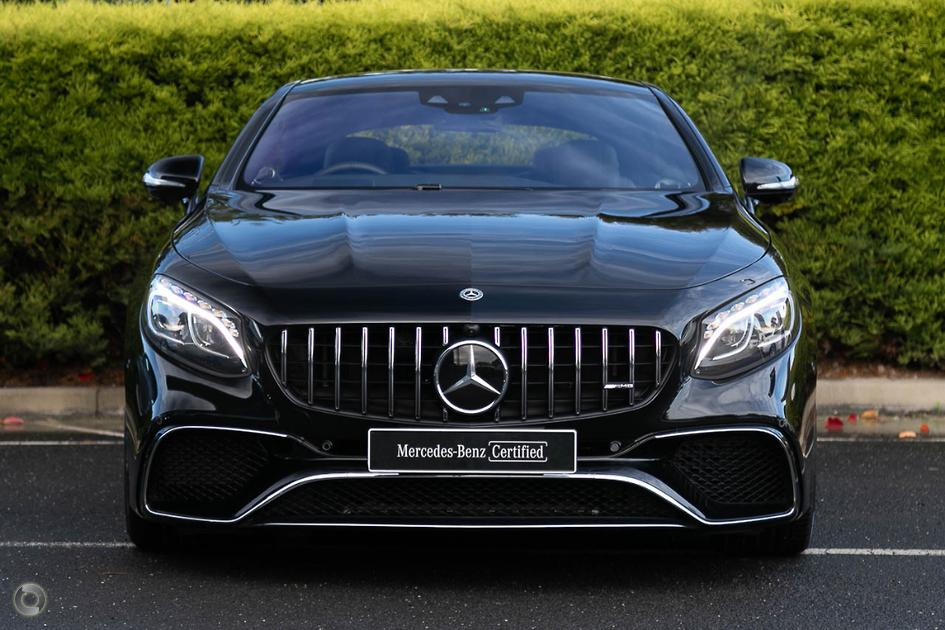 2018 Mercedes-Benz S 65 Coupe