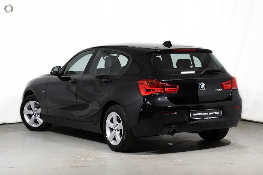 2018 BMW 118d Sport Line