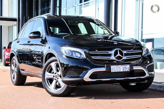 2018 Mercedes-Benz <br>GLC-CLASS